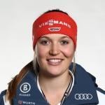 Meike Pfister möchte eine große Skirennläuferin werden