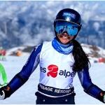 Nicht nur Karoline Pichler war mit dem Trainingscamp in Les Deux Alpes zufrieden.