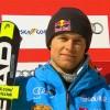 Alexis Pinturault auch nach dem 1. Riesentorlauf in Kranjska Gora vorn
