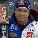 Auch Alexis Pinturault zieht sich jetzt die Skier wieder an