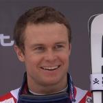 Alexis Pinturault steht schon auf den Skiern