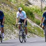Alexis Pinturault ist auch mit dem Rennrad nicht zu stoppen
