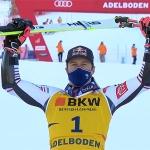 Klarer Erfolg für Alexis Pinturault beim Riesenslalom von Adelboden