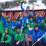 Laura Pirovano widmet Medaille ihrem Bruder Giorgio