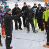 Erstes Skiweltcup Gipfeltreffen der Pistenchefs in Sölden