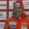 Poutiainen führt beim Slalom von Courchevel