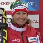 Tanja Poutiainen fällt mit Kreuzbandriss aus