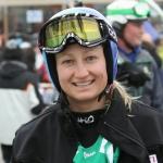 Skirennläuferin Tanja Poutiainen sagt Hyvästi und beendet ihre Karriere.