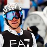 Alexander Prast gewinnt 1. Europacup Super-G in Zinal