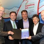 Ski WM 2013 in Schladming will mit Umwelt und Nachhaltigkeit punkten