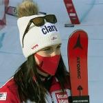 ÖSV News: Mirjam Puchner bei der 1. Abfahrt in Crans-Montana als Achte beste Österreicherin