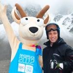 Benjamin Raich ist Botschafter der Olympischen Jugend-Winterspiele