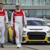 Spielberg: Ski-Asse Max Franz und Benni Raich im Audi Sport TT Cup