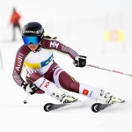 Schwedin Helena Rapaport steht wieder auf Skier
