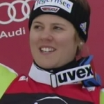 Viktoria Rebensburg gewinnt Riesenslalom in Sölden