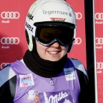 Viktoria Rebensburg freut sich auf Riesenslalom und Neuland Kranjska Gora