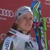 Viktoria Rebensburg gewinnt Riesenslalom in Schladming und holt die kleine Kristallkugel