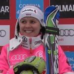 Cortina d'Ampezzo: Viktoria Rebensburg gewinnt letzten Super G vor der WM 2013, Niki Schmidhofer sensationelle Zweite
