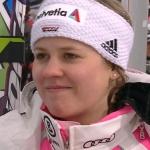 Viktoria Rebensburg will den Schwung aus Cortina mit nach Maribor nehmen