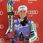 "Trotz Erkältung will Viktoria Rebensburg in St. Moritz ""gute Rennen fahren"""