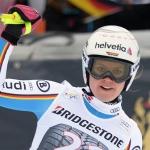 Viktoria Rebensburg verlässt Milka-Ski-Girls und wechselt zurück zu Helvetia