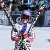 Viktoria Rebensburg im ersten Abfahrtstraining von Aspen voran