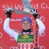 Viktoria Rebensburg gewinnt Riesenslalom-Weltcupauftakt in Sölden