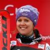 Viktoria Rebensburg verbessert sich in der Riesenslalom-Bestenliste