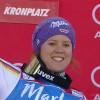 Wieder gesunde Vicky Rebensburg belohnt sich bei Riesentorlauf auf dem Kronplatz mit Platz 1