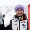 """Viktoria Rebensburg: """"Die Konstanz über die gesamte Saison war da."""""""