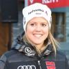 Viktoria Rebensburg freut sich auf Speed-Wochenende in Cortina d'Ampezzo