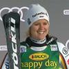 """Viktoria Rebensburg: """"Der erste Podestplatz im Super-G von Lake Louise hat mir gut getan."""""""