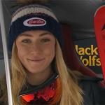 Mikaela Shiffrin übernimmt Führung beim Riesenslalom von Maribor