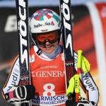 Nach Sturz in Garmisch, Saison-Aus für Viktoria Rebensburg