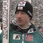 Hannes Reichelt mit Bestzeit beim 1. Abfahrtstraining in Sotschi