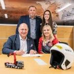 Neuer Helmsponsor für ÖSV-Lady Elisabeth Reisinger
