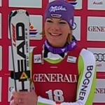 Maria Riesch gewinnt Freitagsabfahrt von Lake Louise