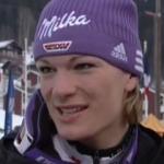 Maria Riesch gewinnt Super G in Are