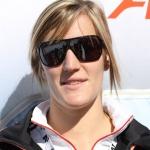 """Susanne Riesch: """"Mein Hauptziel ist im November wieder Rennen zu fahren."""""""