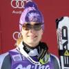 Maria Höfl-Riesch bei Abfahrt in St. Moritz (SUI) Zweite, Vonn siegt