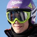 Höfl-Riesch gewinnt zweite Super-Kombination in St. Moritz (SUI)