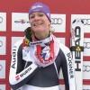 Maria Höfl-Riesch gewinnt Abfahrt der Damen in Sotschi – Lindsey Vonn sichert sich Abfahrtsweltcup