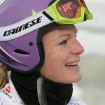 Höfl-Riesch Abfahrts-Siegerin in Sotschi, Rebensburg punktet, Hronek und Dürr wegen Rennabbruch nicht gestartet