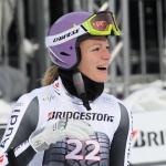 Maria Höfl-Riesch auch beim Abschlusstraining in Bansko Top