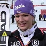 Maria Höfl Riesch gewinnt Slalom der Damen in Are