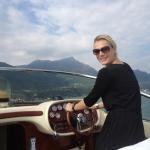 Maria Höfl-Riesch tankt Kraft am Gardasee – DSV Technik Gruppe trainierte in Zermatt