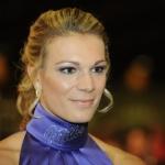 Auch Maria Höfl-Riesch findet Rennen gegen Männer interessant