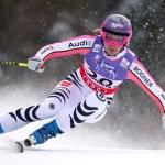 Maze holt WM-Gold beim Super-G in Schladming – Maria Höfl-Riesch scheidet aus
