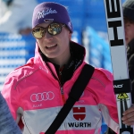 Für Maria Höfl-Riesch sind Rennen in Garmisch emotional, Maze topmotiviert