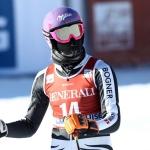 Maria Höfl-Riesch entscheidet zweites Abfahrtstraining in Lake Louise für sich